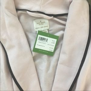 kate spade Intimates & Sleepwear - NWT Kate Spade ♠️ Sleep Tight Robe